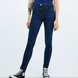 BDG ankle cigarette jeans from Urban Outfitters.